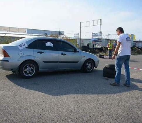 Водитель: Маринич Олег<br/>Штурман: Яровенко Арина<br/>Машина: Ford Focus (2003г., 1600см³)<br/>Класс: N2<br/>Стартовый №: 316