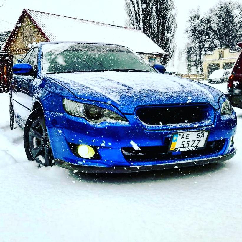 Водитель: Дмитриченко Юрий<br/>Штурман: Чудновский Алексей<br/>Машина: Subaru Legacy (2006г., 3000см³)<br/>Класс: N4<br/>Стартовый №: 457