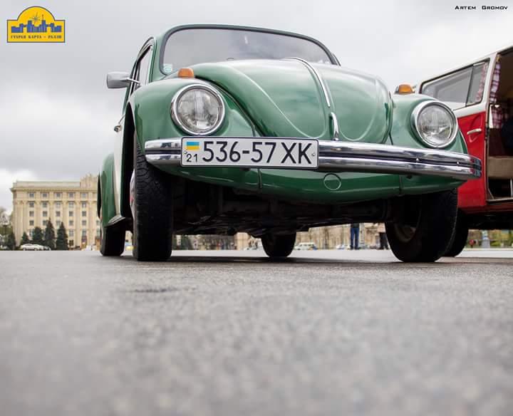 Водитель: Раков Виктор<br/>Штурман: Авдеев Александр<br/>Машина: Volkswagen Kafer (1969г., 1300см³)<br/>Класс: F<br/>Стартовый №: 118