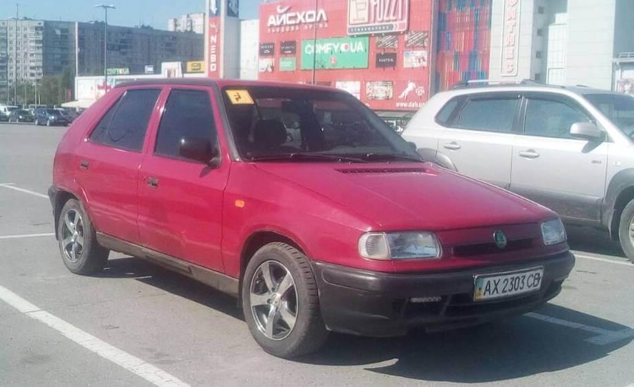 Водитель: Луговой Сергей<br/>Штурман: Луговой Виталий<br/>Машина: Škoda Felicia (1997г., 1289см³)<br/>Класс: N2<br/>Стартовый №: 321