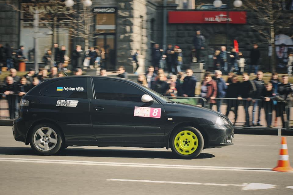 Водитель: Британ Ірина<br/>Штурман: Ліманчук Євгеній<br/>Машина: SEAT Ibiza (1800см³)<br/>Класс: N4