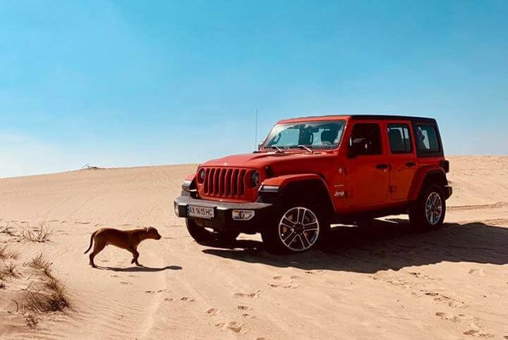 Водитель: Федосов Владлен<br/>Штурман: На Регистрации<br/>Машина: Jeep Wrangler (2018г., 1995см³)<br/>Класс: N4